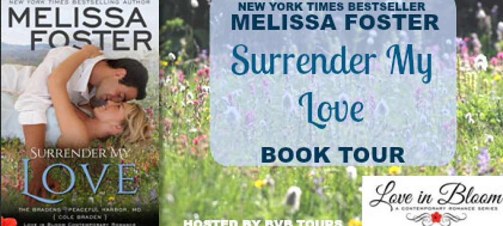 BOOK TOUR – Surrender My Love
