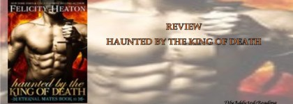 BOOK REVIEW: Haunted by the King of Death