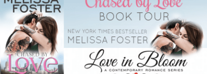 BOOK TOUR: Chased by Love by Melissa Foster