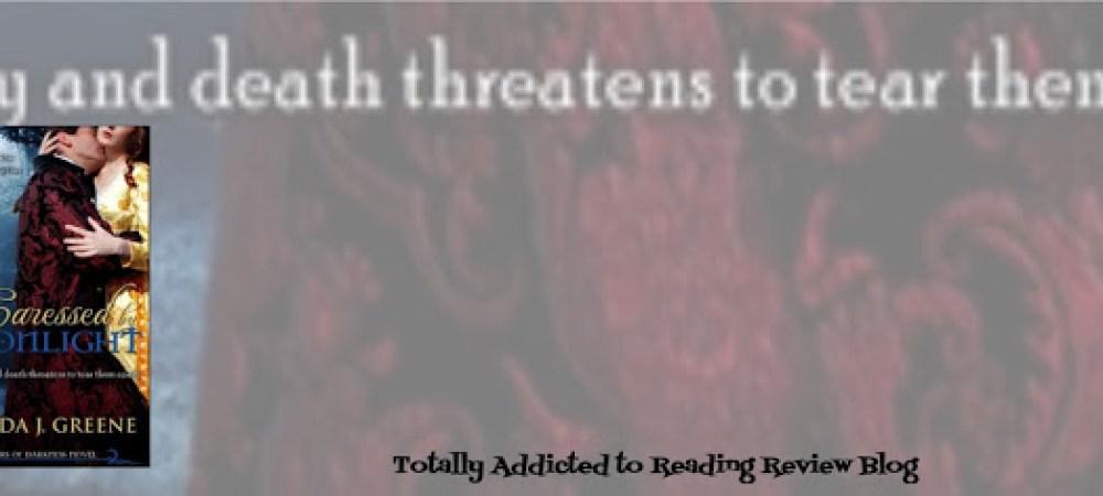 BOOK REVIEW: CARESSED BY MOONLIGHT by AMANDA GREENE @AmandaJGreene1 #Paranormalromance