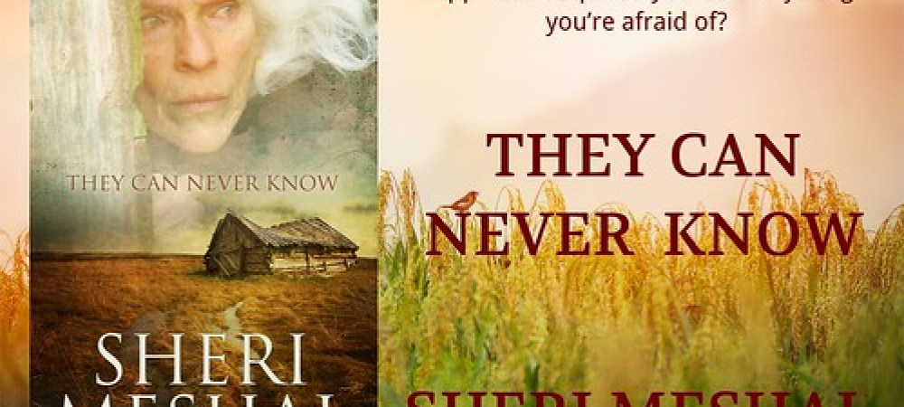 BOOK REVIEW TOUR with GIVEAWAY: THEY CAN NEVER KNOW by SHERI MESHAL @sherimeshal  #WomensFiction @beckvalleybooks