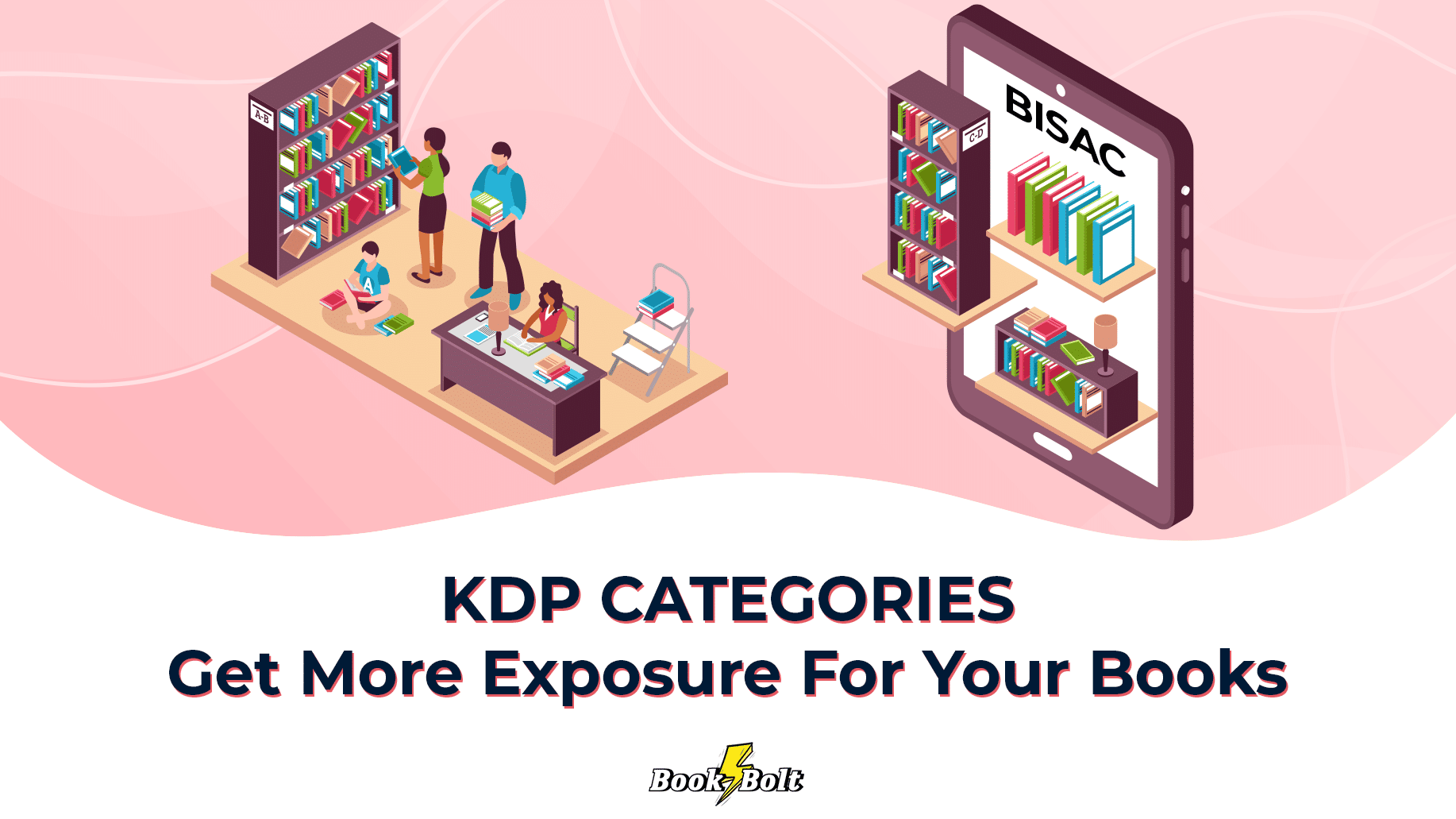 Kdp Categories Get More Exposure For Your Books Book Bolt