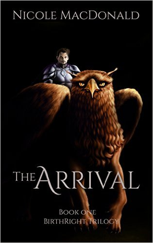 Book Cover: The Arrival by Nicole MacDonald