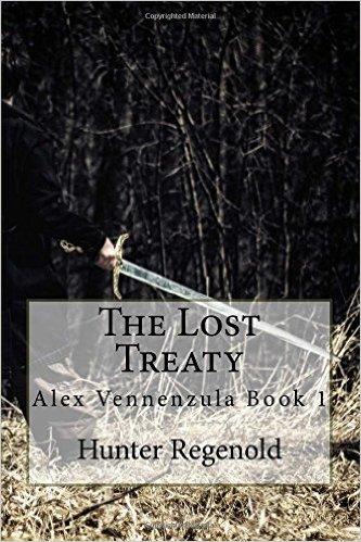Book Cover: The Lost TreatybyHunter Solomon Regenold