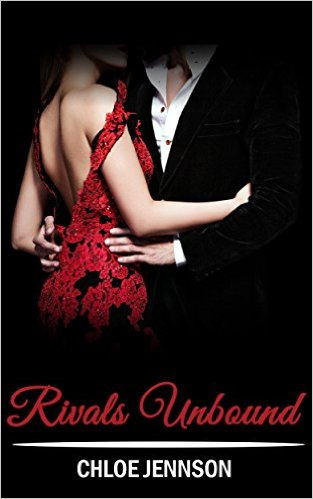 Book Cover: Rivals Unbound - college erotica by Chloe Jennson