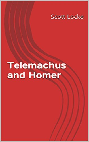 Book Cover: Telemachus And Homer By Scott Locke