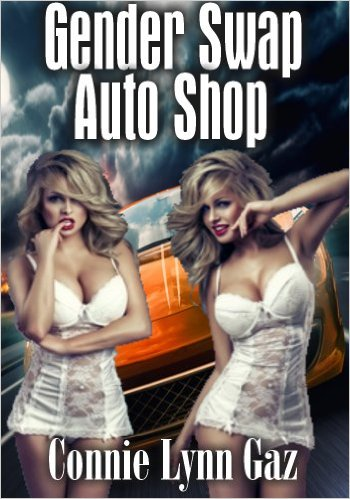 Book Cover: Gender Swap Auto Shop by Connie Lynn Gaz