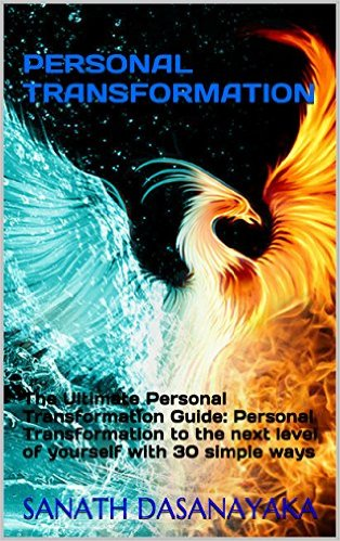 Book Cover: Personal Transformation by Sanath Dasanayaka