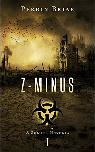Book Cover: Z-MINUS 1 by Perrin Briar