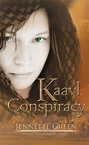 Book Cover: Kaavl Conspiracy byJennette Green