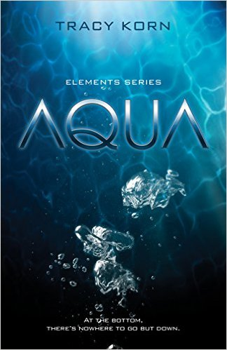 Book Cover: Aqua by Tracy Korn