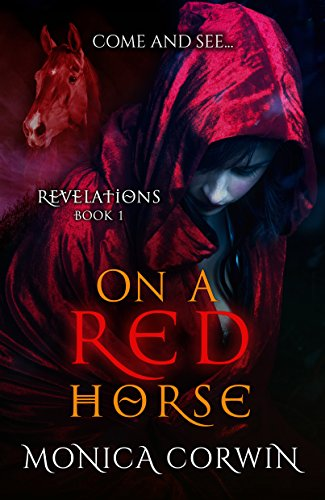 Book Cover: On a Red Horse byMonica Corwin