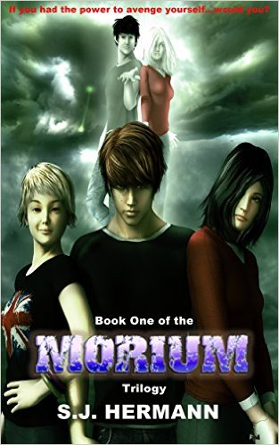 Book Cover: Morium by S. J. Hermann