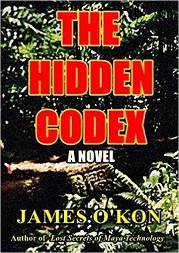 Book Cover: The Hidden Codex by James O'Kon