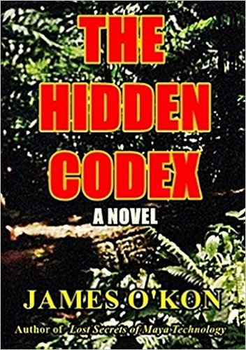 Book Cover: The Hidden Codex by James O'Kon
