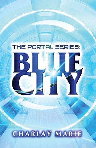 Book Cover: Blue City byCharlay Marie