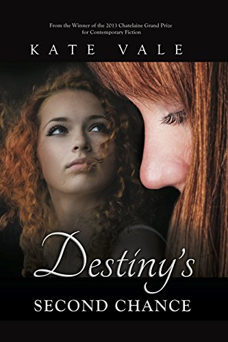 Book Cover: Destiny's Second Chance by Kate Vale