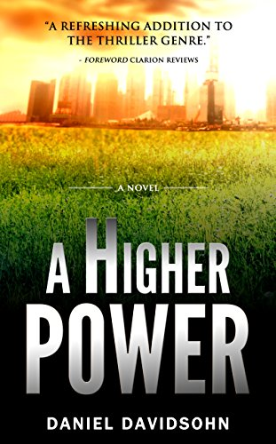 Book Cover: A Higher Power by Daniel Davidsohn