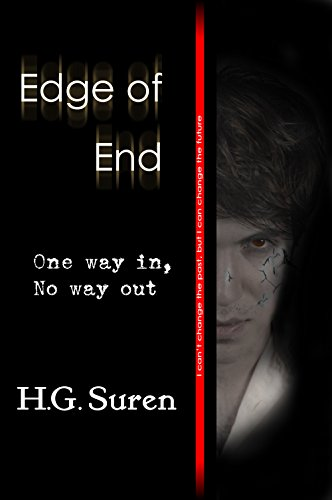 Book Cover: Edge of End by H.G. Suren