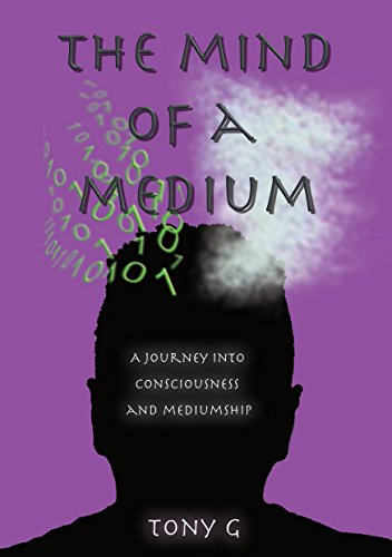 Book Cover: The mind of a medium by Tony Garrod
