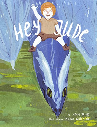 Book Cover: Hey Jude by Adam James