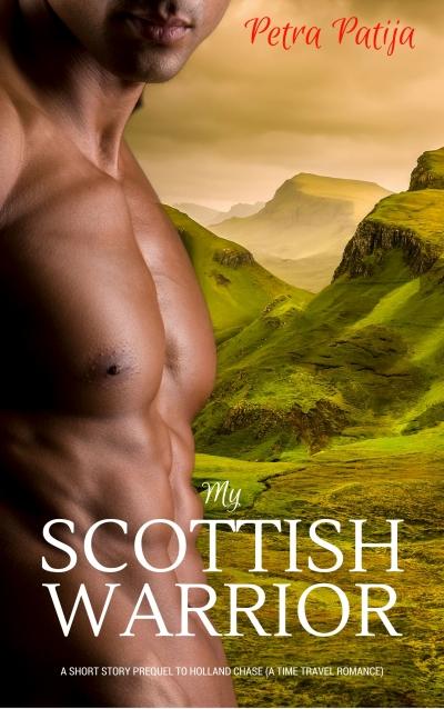Book Cover: My Scottish Warrior byPetra Patija