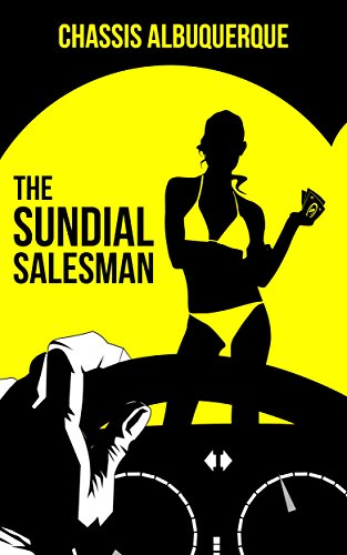 Book Cover: The Sundial Salesman byChassis Albuquerque