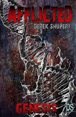 Book Cover: Afflicted: Genesis byDerek Shupert