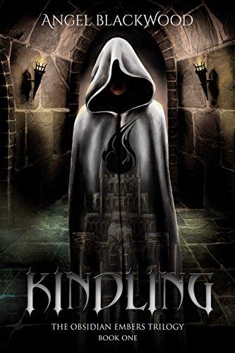 Book Cover: Kindling by Angel Blackwood