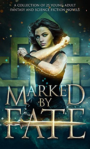 Book Cover: Marked by Fate by Kristin D. Van Risseghem et al.