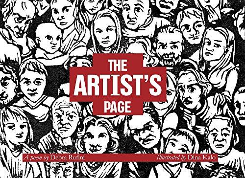 Book Cover: The Artist's Page by Debra C. Rufini
