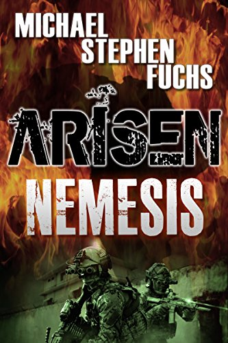 Book Cover: Arisen : Nemesis by Michael Stephen Fuchs