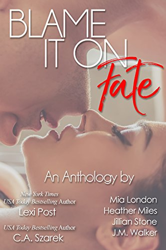 Book Cover: Blame it on Fate by Lexi Post