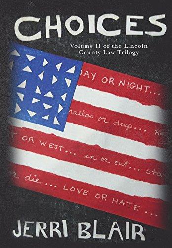 Book Cover: Choices by Jerri Blair