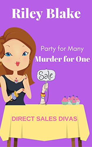 Book Cover: Murder for One by Riley Blake