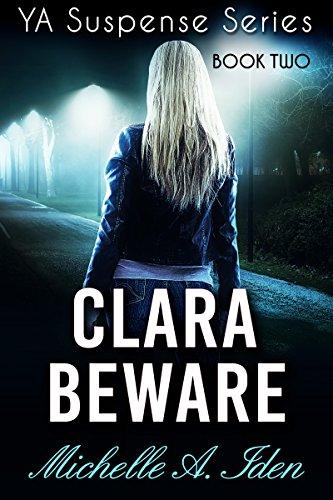 Book Cover: CLARA BEWARE by Michelle Iden