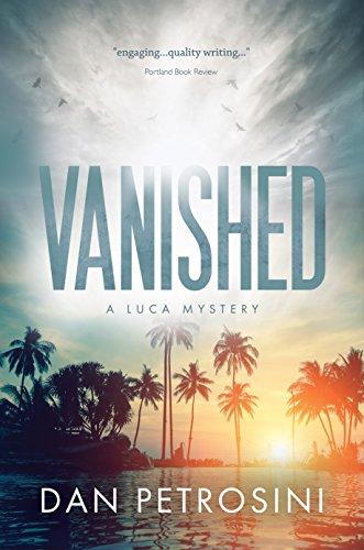 Book Cover: Vanished by Dan Petrosini