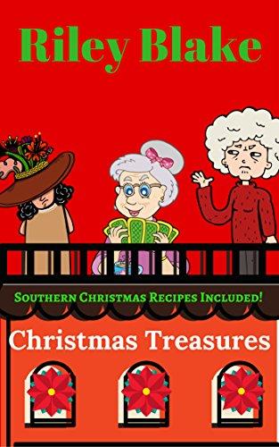 Book Cover: Christmas Treasures by Riley Blake
