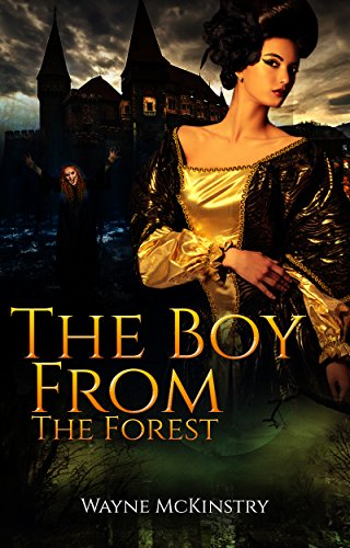 Book Cover: The Boy From The Forest by Wayne McKinstry