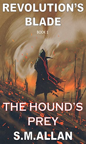 Book Cover: The Hound's Prey by S.M. ALLAN