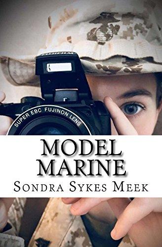Book Cover: Model Marine bySondra Sykes Meek