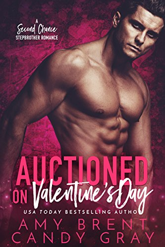 Book Cover: Auctioned on Valentine's Day by Amy Brent