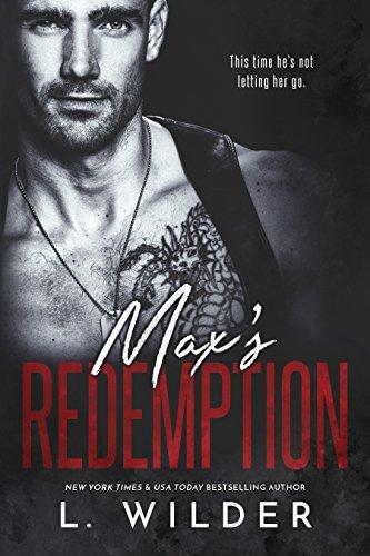 Book Cover: Max's Redemption byL. Wilder