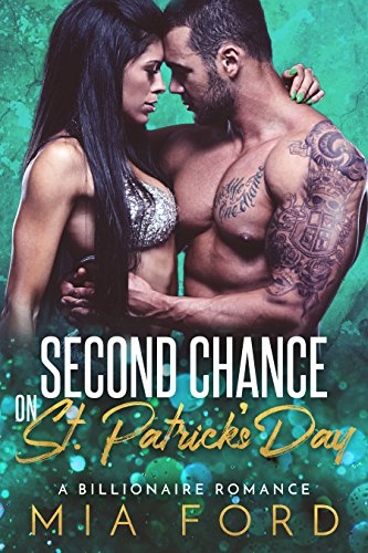 Book Cover: Second Chance on St. Patrick's Day byMia Ford