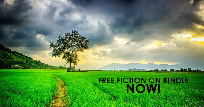 Free fiction on Kindle now!