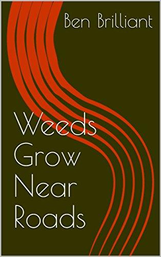 Weeds grow near roads by Ben Brilliant