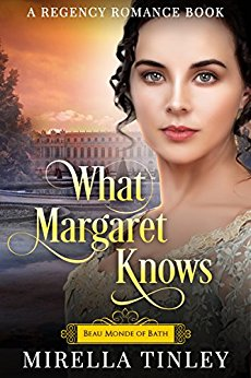 What Margaret Knows by Mirella Tinley