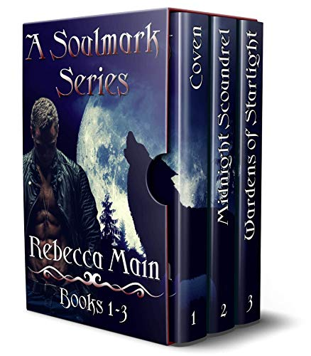 A soulmark series books 1-3 by Rebecca Main