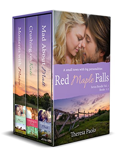 Red Maple Falls Series Bundle Books 1 to 3 by Theresa Paolo