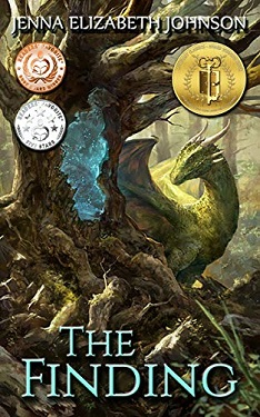 The Finding - The Legend of Oescienne (Book One) by Jenna Elizabeth Johnson